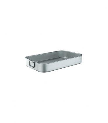 Plaque à rôtir aluminium 50 x 30 cm
