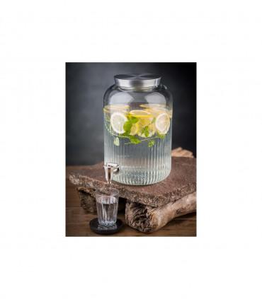 Fontaine à boissons en verre Stellinox