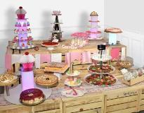 Buffet Candy