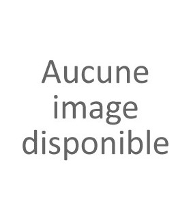 Ensemble de 5 disques ABS blancs