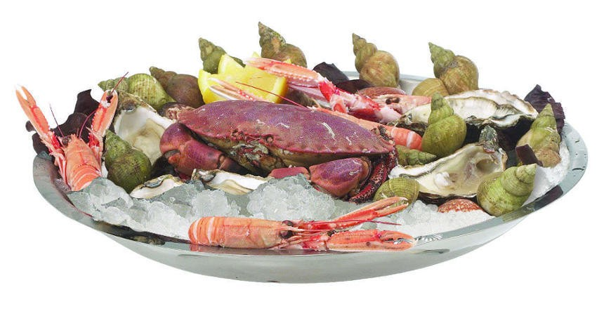 Comment préparer un plateau de fruits de mer